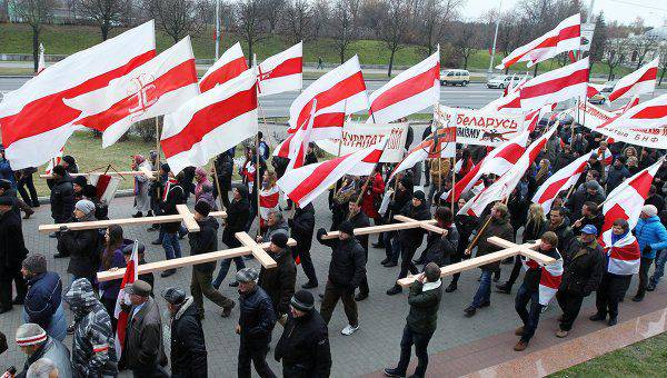 Belarusian nationalism is a weapon of the West against Russia