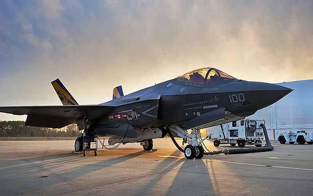 F-35. Liebe fünfte Generation