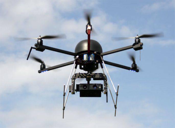 O complexo NELK-V6 UAV será lançado em uma série