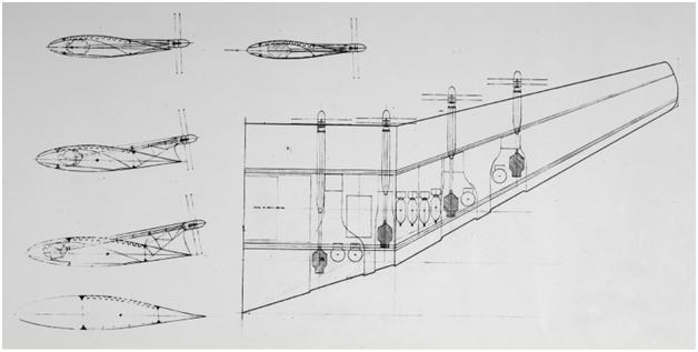 प्रोजेक्ट लॉन्ग-रेंज बॉम्बर मार्टिन मॉडल 236 (USA)