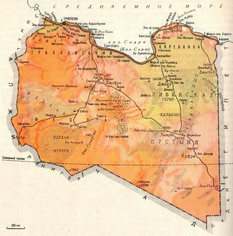 Libysche Revolution und ihr Führer