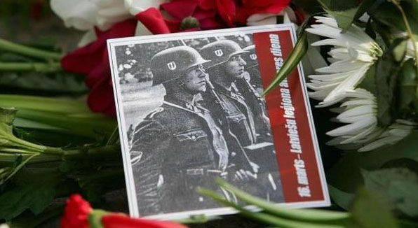 In Riga findet erneut ein Marsch zum Gedenken an die lettischen Legionäre Waffen-SS statt