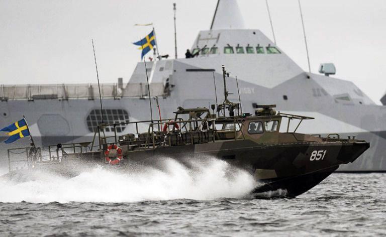 瑞典人将他们的哥特兰岛变回一个不沉的航空母舰