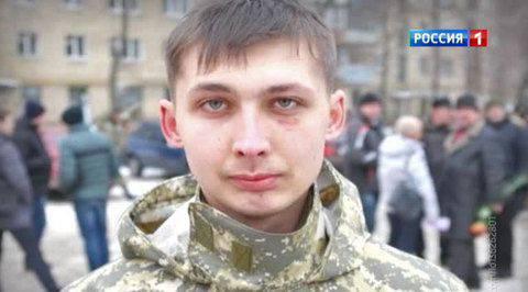 """यूक्रेनी मीडिया का चेहरा - रूसी """"कैडेट"""" जो यूक्रेन भाग गया, एक मोहाजेंसी हाउसकीपर निकला"""