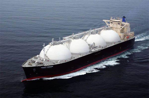 トルコはボスポラス海峡を通るLNGのタンカーの通過でウクライナに拒否した