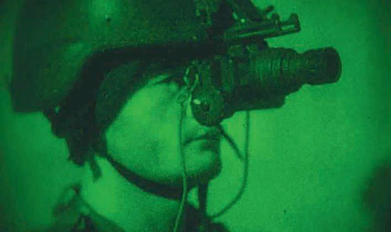 士兵夜视系统和小型武器夜视仪(1的2部分)