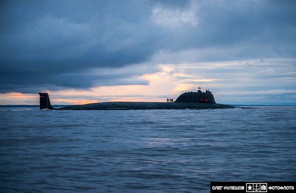 ВМФ направит подлодки пятого поколения на Балтийский и Северный флоты