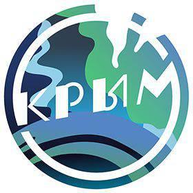 Die Krim hat ein eigenes Logo