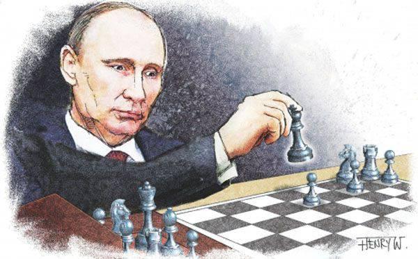 L'edizione di Hong Kong invita la Russia a condurre un'operazione militare contro lo Stato islamico