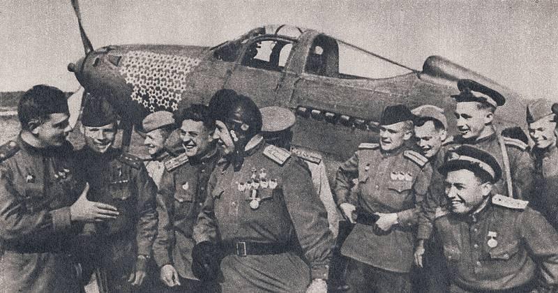 Pensador-piloto. Alexander Ivanovich Pokryshkin