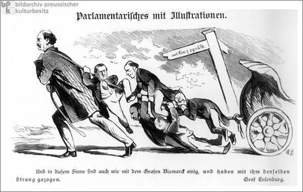 """德国""""铁血""""的统一"""