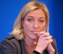 Le Pen - der zukünftige Präsident von Frankreich?