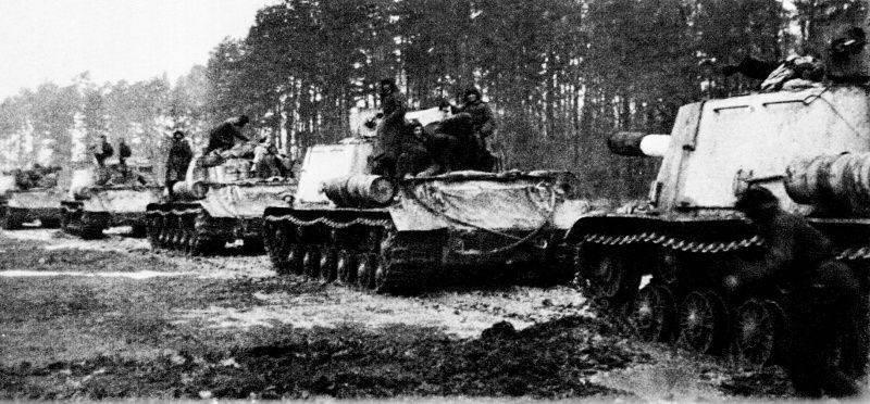 Destrucción del Grupo Heilsberg (Ejército 4)
