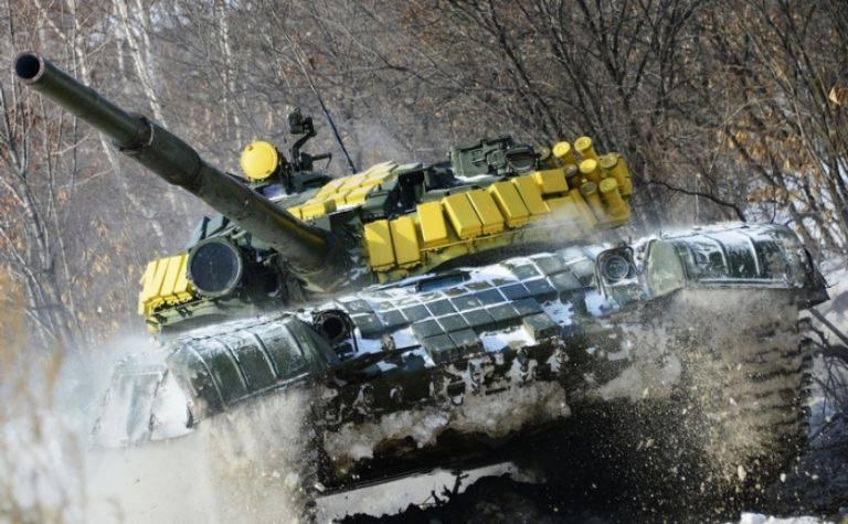 """ZVO में """"टैंक बायथलॉन"""" और """"सुवरोव ऑनस्लीग"""" के क्वालिफाइंग राउंड शुरू हुए"""