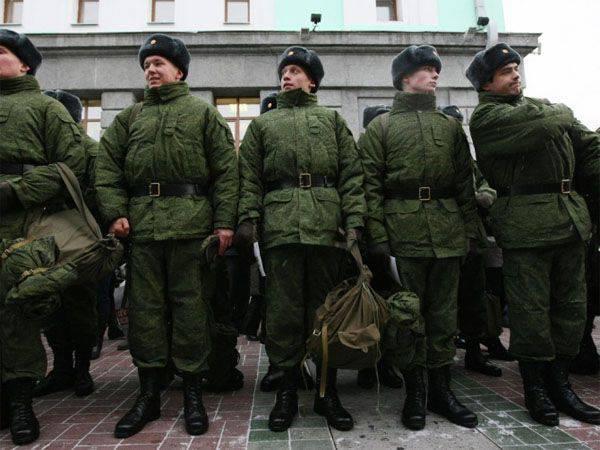 Tag der russischen Militärkommissariate