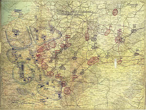 दस्तावेजों में वर्ष का 22 जून 1941 - USSR