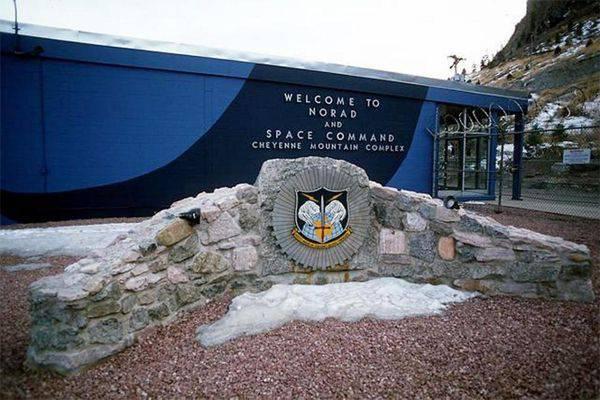 NORAD Command Center kehrt zu den Anti-Atom-Bunkern von Cheyenne in den USA zurück