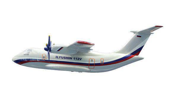 UEC will launch mass production of engines for IL-112В to 2020