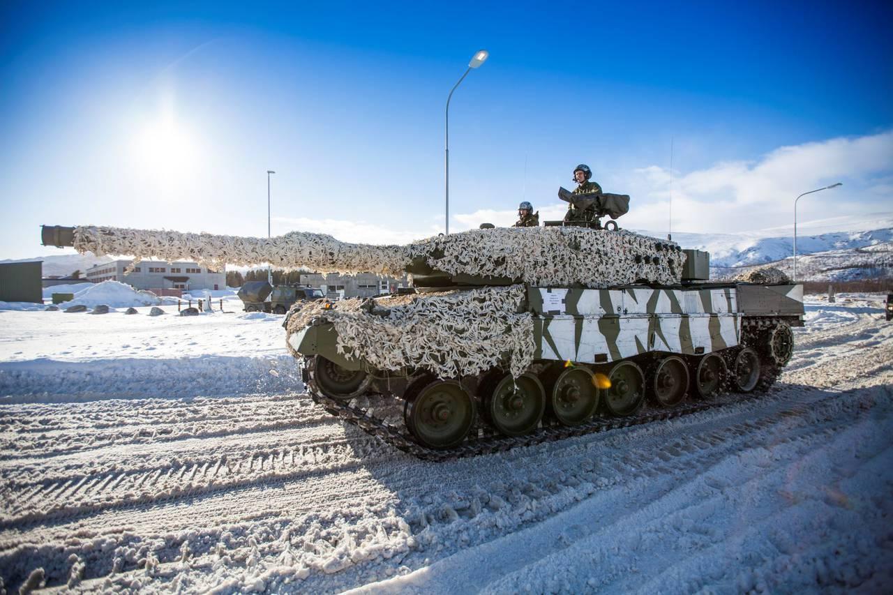 Норвежское дело о спорных территориях