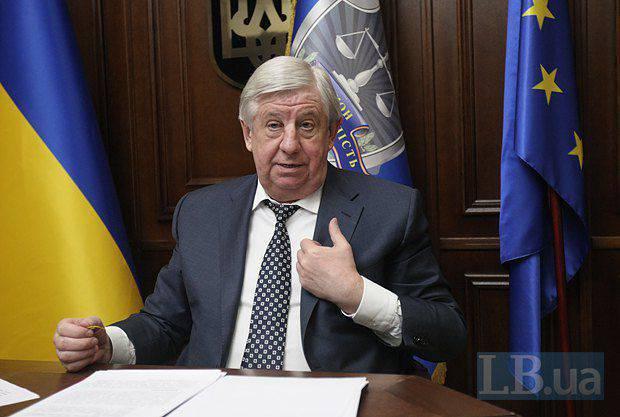 """Ukrayna Genel Sekreteri Shokin, keskin nişancılar Vladislav Surkov ve """"Mihail Porechenkov"""" un """"suçu"""" durumunda """"dahil olma"""""""