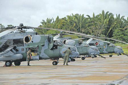 Frente de defensa ruso de Brasil