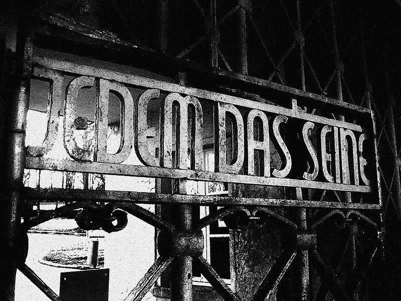 фотографии узников бухенвальда