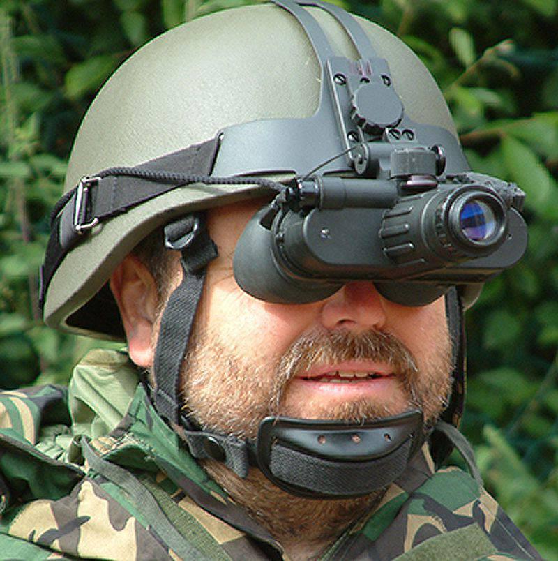 Soldiers Nachtsichtsysteme und Nachtsichtgeräte für Kleinwaffen 3 Part