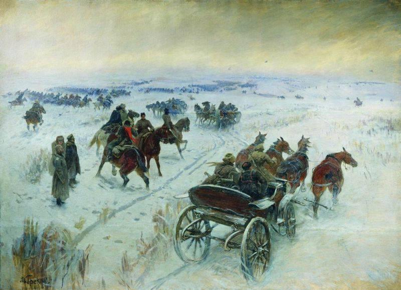 गृह युद्ध में Cossacks। भाग IV और किसलिए लड़े?