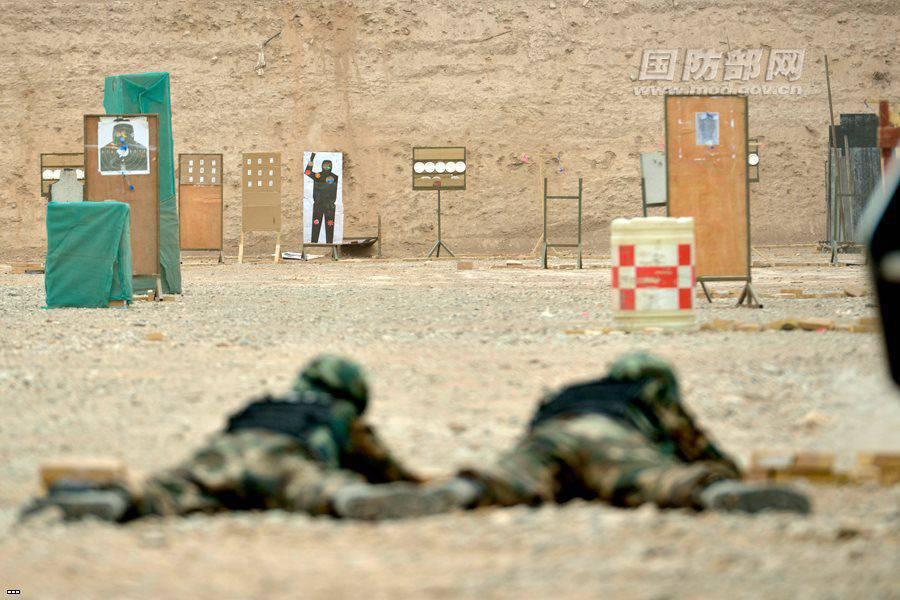 Военное обозрение gt отряд спецназа