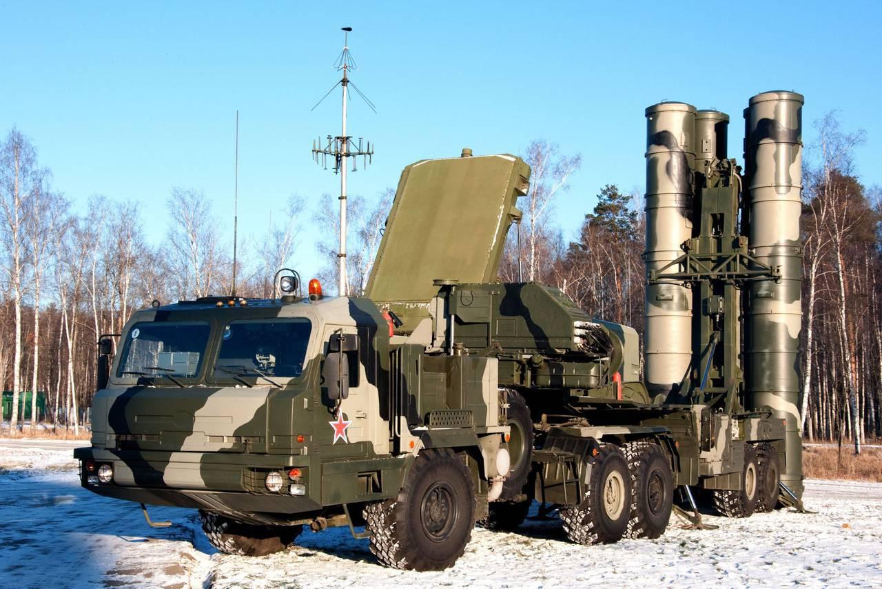 Дивизион С-400 заступил на боевое дежурство в Архангельской области