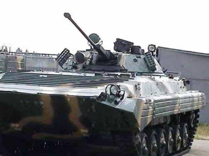 Armata può diventare una base per BMO-2