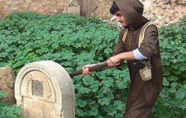 El ejército iraquí tomó el control del centro administrativo de la provincia de Anbar.