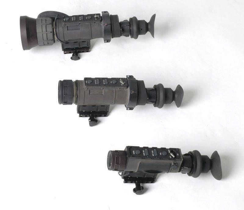 士兵夜视系统和小型武器夜视仪4 Part