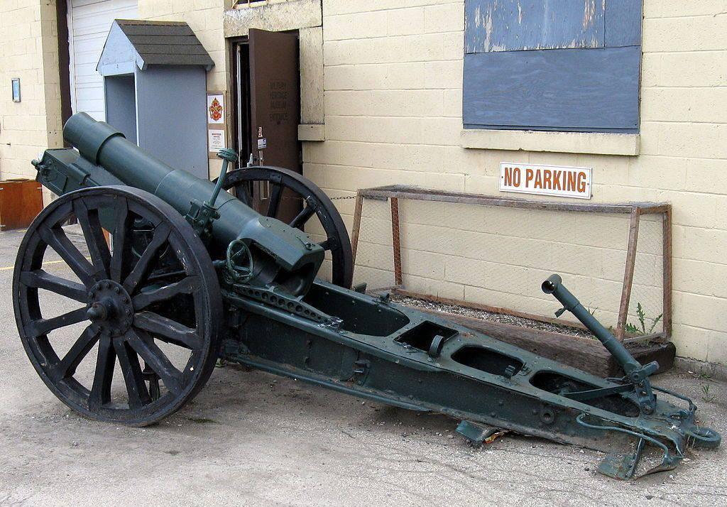 пушки первой мировой картинки миддлтон уже давно