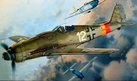 """고층의 """"Focke-Wulf"""""""