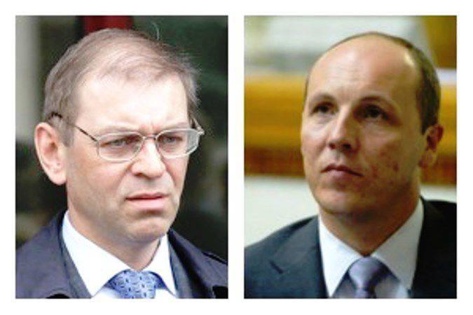 우크라이나 언론 : Parubiya와 Pashinsky가 FSB를 납치하고 싶어한다.