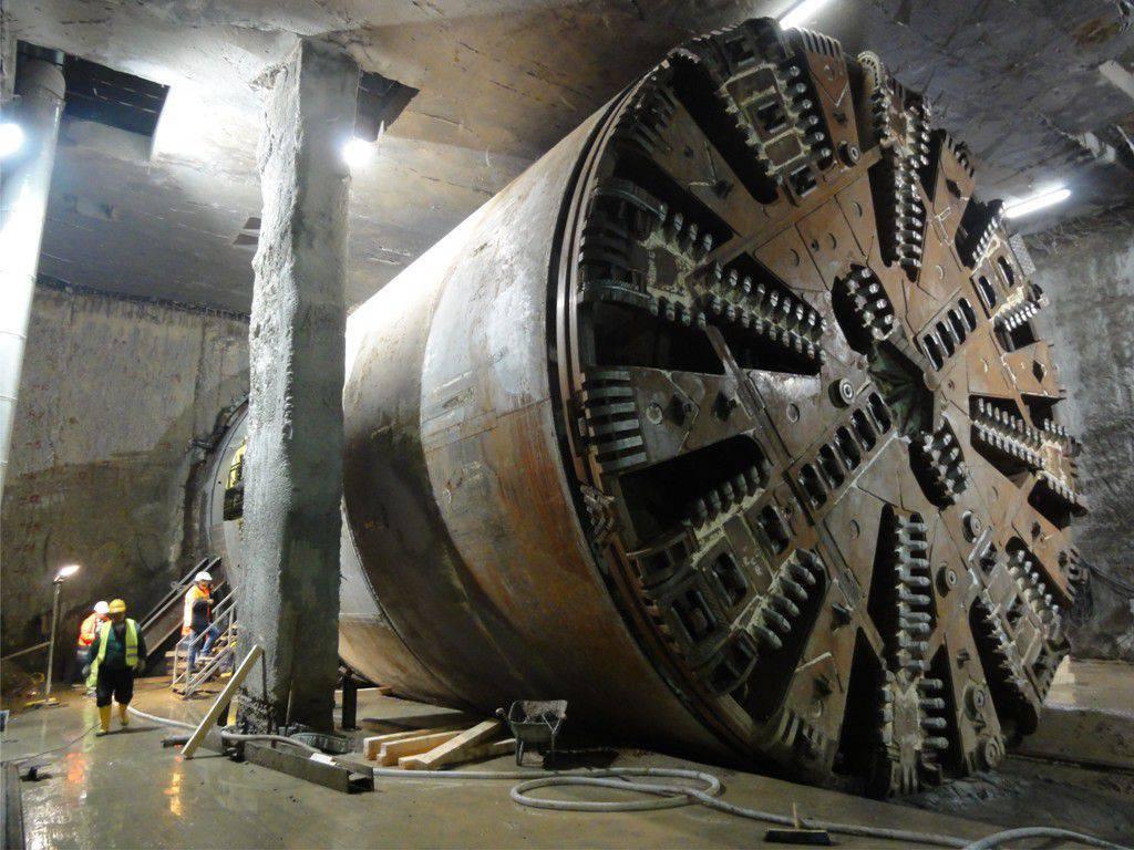 подземная лодка проект крот