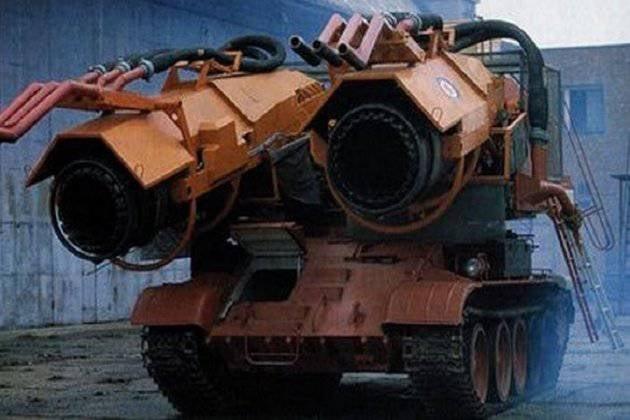 बिग विंड फायर टैंक (हंगरी)