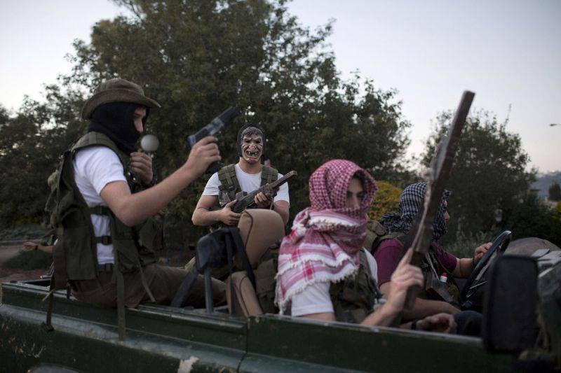 Будущие солдаты Израиля