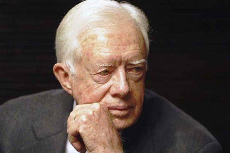 Jimmy Carter: Bu koşullarda, Kırım'ın Rusya Federasyonu'na girmesi kaçınılmazdı.