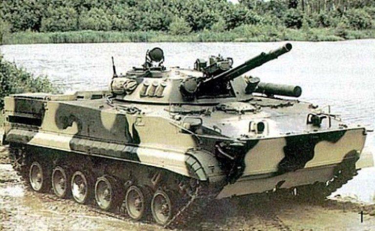 """In previsione di """"Kurganets-25"""", il Ministero della Difesa acquisterà BMP-3"""
