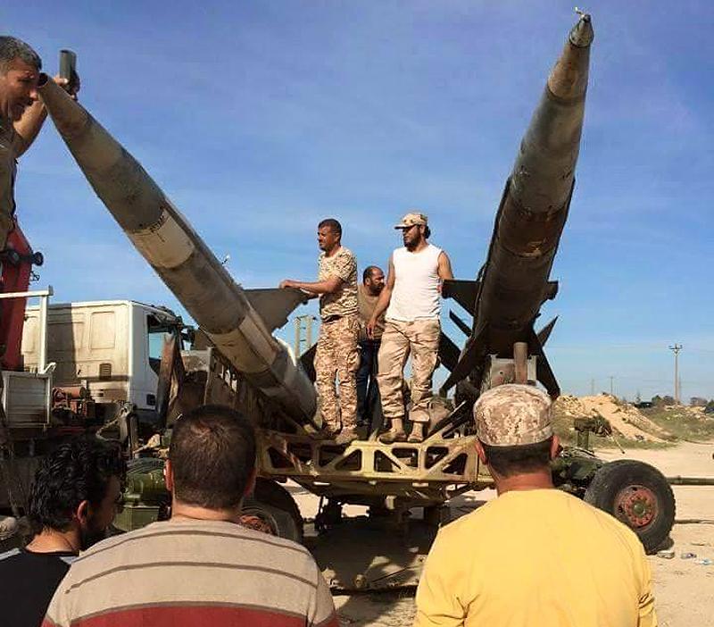"""Raggruppando """"Dawn of Libya"""" e le sue abilità"""