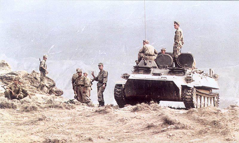 L'invasione di militanti in Daghestan. Combattendo nel distretto di Novolaksky