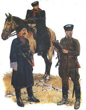 Cossacks in World War II