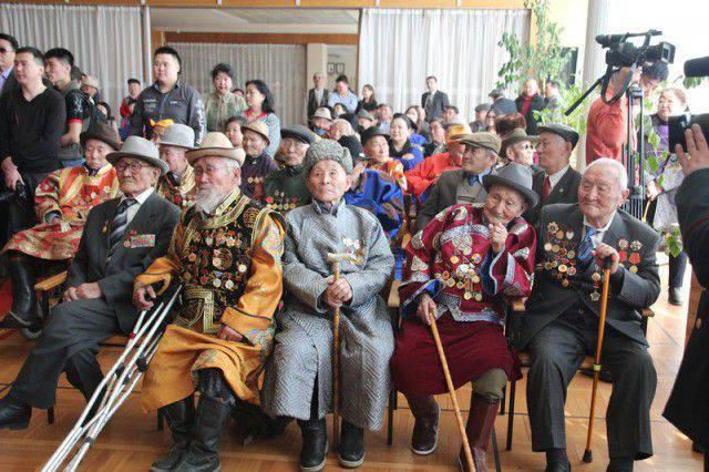 Помощь степей. Монголы — верные союзники СССР в Великой Отечественной войне