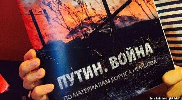 """Donbass'taki savaş hakkındaki """"Nemtsov raporundan"""" alıntılar medyada göründü"""