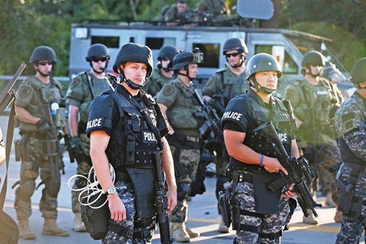 increased police militarization in local communities of the united states The us intelligence community and law and local communities inhibits the united states' ability to issues that could arise with increased.