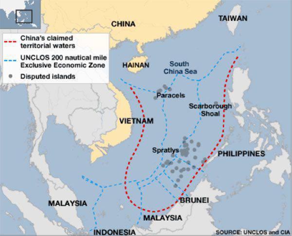 Gli Stati Uniti sono pronti ad intervenire nel conflitto tra Cina e Vietnam. E il Giappone è pronto a combattere all'estero