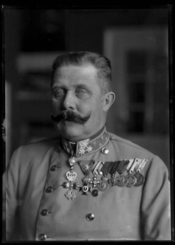 Esperanza para la preservación del Imperio de los Habsburgo. Planes para el archiduque Franz Ferdinand
