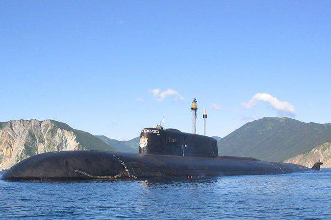 Four nuclear-powered submarine missile carriers will return to the Pacific Fleet